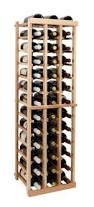 wooden 18 bottle standard wine cellar storage rack kit ponderosa