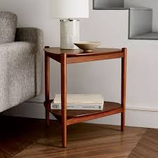 west elm accent table retro tripod side table west elm for my next crib pinterest