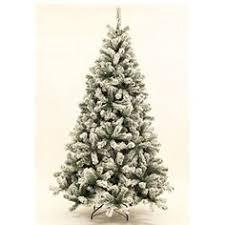 shop ge 4 ft pre lit colorado spruce slim flocked artificial