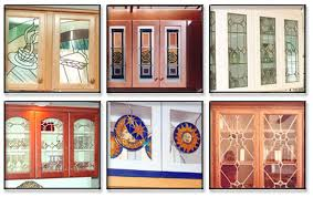 kitchen cabinet door glass inserts glass inserts for kitchen cabinet doors kitchen design studio