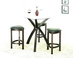 black high top kitchen table high top kitchen table set coaster mix and match cappuccino counter