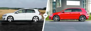 volkswagen golf mk6 vw golf gti vs golf gtd u2013 battle at the pumps carwow