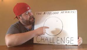 Challenge Proves Josh Feuerstein Bets Atheists 100k They Can T Prove God Doesn T