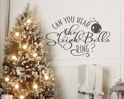 merry bright the christmas collection archives wall decals christmas wall stickers sleigh bells