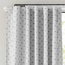 Black Polka Dot Curtains Polka Dot Curtains Capture Ghanawall