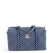 Arizona small travel bags images Vera bradley arizona large duffel travel bag university of jpg