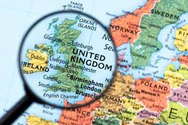 Map Quiz Of Europe by One In 10 British People Cannot Identify Ireland On A Map The