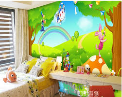 mural for wall picture more detailed picture about custom custom children s wallcoverings cartoon mural for baby room bedroom living room background wall home decoration