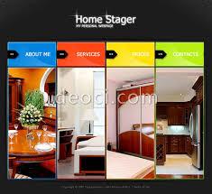 templates for website html free download colorful black background interior decoration website design