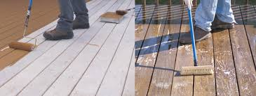 applying deck stain u2013 tips from sherwin williams
