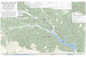 Map Of Athens Ohio by Athens Area Outdoor Recreation Guide Strouds Run State Park
