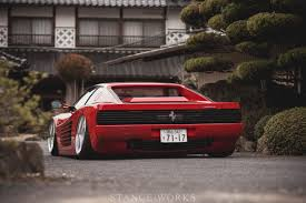 80s ferrari what makes a car u201ccool u201d u2013 kazuki ohashi u0027s 1989 ferrari testarossa