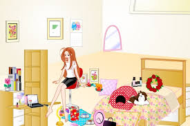 Interior Design Games Free Online by Barbie Bedroom Makeover Game Decorating Games Games Loon