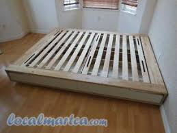ikea mandal bed frame with storage birch queen vancouver