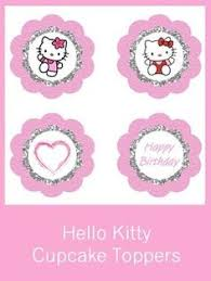 free download cute printables template free printable kitty
