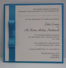 Simple Invitation Card Milda U0027s Blog Simple Wedding Invitations Can