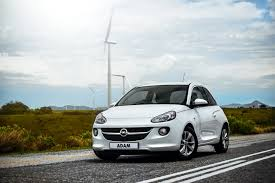 opel adam 2015 english