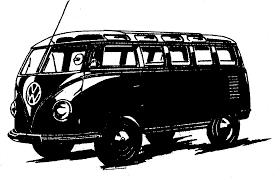 volkswagen van cartoon vw archiv