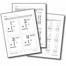 touch math free worksheets math pinterest touch math free