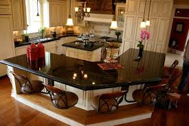rounded kitchen island 68 deluxe custom kitchen island ideas jaw dropping designs