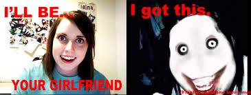 Attached Girlfriend Meme - ok overly attached girlfriend know your meme