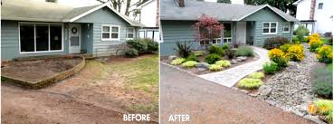 vibrant landscaping ideas on a budget best 25 cheap for front yard