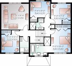 Tri Level Floor Plans Split Level House Plans Modern 1955 Plan Lincolnhomesn D Luxihome