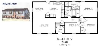 ranch style floor plan house plans raised ranch style coryc me
