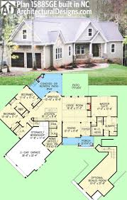 4 Bedroom Ranch House Plans With Basement Lake House Plans With Walkout Basement 2016 House Plans And Home