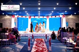 Georgia Aquarium Floor Plan Indian Wedding In An Aquarium Party Ideas Inspired By A Merging
