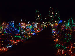 christmas lights in alabama top places to see christmas lights in america