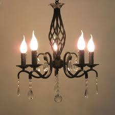 hängele küche aliexpress antike schwarz rustikale küche licht kronleuchter