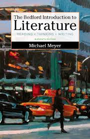 the bedford introduction to literature 9781319002183 macmillan
