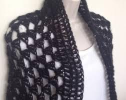 Gold Sequin Cardigan Womens Gold Sequin Cocoon Shrug Batwing Jacket Crochet