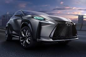 lexus lf nx suv price lexus confirms new nx compact suv to debut at beijing video