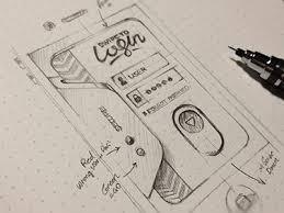 43 best wireframe u0026 sketch images on pinterest wireframe design