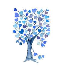 blue tree cliparts cliparts zone