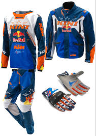 red bull motocross helmets aomc mx 2017 ktm kini redbull gear set