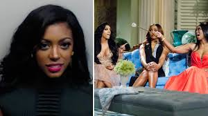 porsha williams porsha williams of charged with battery after confrontation with