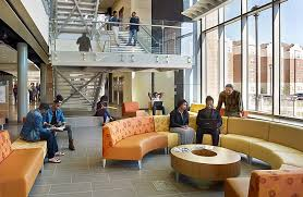 Interior Design University by Bowie State University Student Center Educational Design Plda