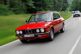 bmw fastest production car this e28 bmw 524td was once the s fastest series production