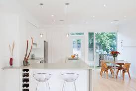 kitchen narrow breakfast bar kitchen decoration using round