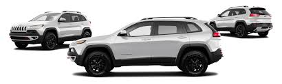 2016 jeep cherokee sport silver 2016 jeep cherokee 4x4 trailhawk 4dr suv research groovecar