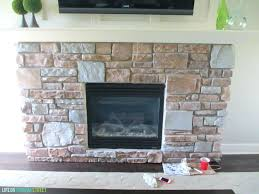 stone brick fireplace pictures vs cost to reface with veneer