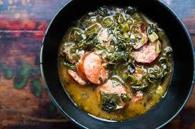 lot of 6 gumbo soup green gumbo recipe gumbo z herbes simplyrecipes com
