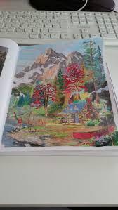 27 best t kinkade images on pinterest thomas kinkade coloring coloring books adult coloring colouring thomas kincaid colored pencils scenery