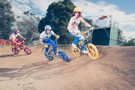 Bicycle Motocross The Bandits U0027 Reprise Video
