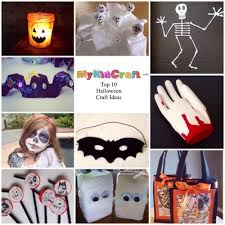 Childrens Halloween Craft Ideas - top 10 halloween crafts for kids my kid craft
