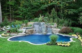 Define Backyard Backyard Landscaping Ideas Natural Pools Shaping An Alluring Retreat