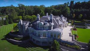 new hi res exterior pics of the stone mansion in alpine nj